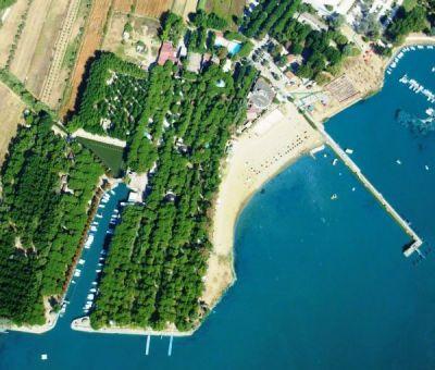 mobilhomes huren in Tuoro sul Trasimeno, Trasimeno Meer, Umbrie, Italie | vakantiehuisje voor 4 - 6 personen