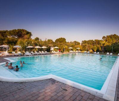 Mobilhomes huren in Marina di Cecina, Toscane, Italie   vakantiehuisje voor 6 personen