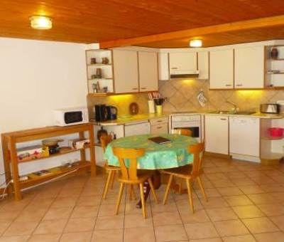 Vakantiewoningen huren in Rossinière, Zwitserse Alpen, West Zwitserland   appartement voor 4 personen