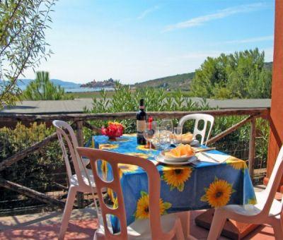 Bungalows huren in Talamone, Toscane, Italie | bungalow voor 4 personen