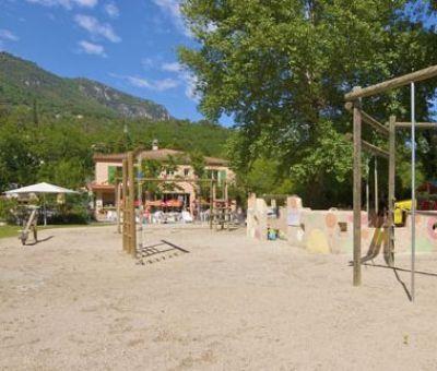 Mobilhomes huren in Tourrettes-sur-Loup, Provence-Alpen-Côte d'Azur Zee-Alpen, Frankrijk   mobilhomes voor 7 personen
