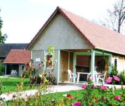 Bungalows huren in Sotteville sur Mer, Hoog-Normandië, Frankrijk | bungalow voor 6 personen
