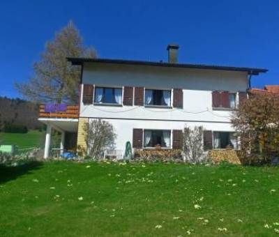 Vakantiewoningen huren in Ste Croix, Jura, Zwitserland | appartement voor 4 personen