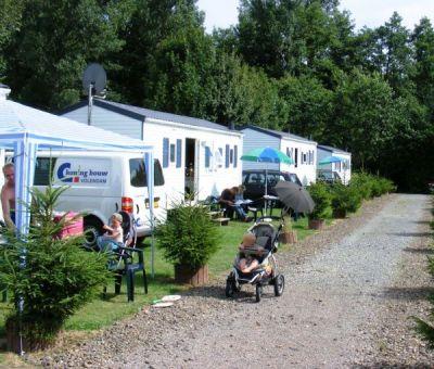 Mobilhomes huren in Bleialf, Eifel, Rijnland Palts, Duitsland | mobilhomes Eifel voor 6 personen
