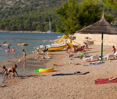 Mobilhomes huren in Drage, Dalmatie regio Zadar, Kroatie | vakantiehuisje voor 6 personen