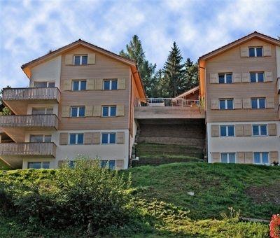 Vakantiewoningen huren in Tschiertschen, Mittelbünden, Zwitserland   appartement voor 4 personen