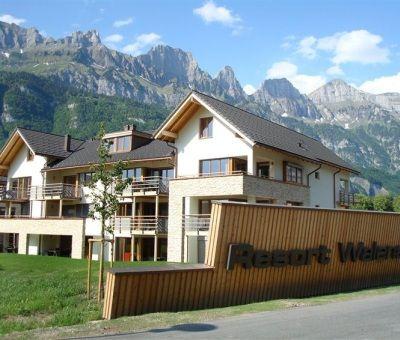 Vakantiewoningen huren in Flumserberge Unterterzen, Oost Zwitserland, Zwitserland | appartement voor 4 personen