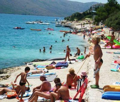 appartementen huren in Seget Vranjica, Trogir, Dalmatie - regio Split, Kroatie | appartement voor 4 - 6 personen