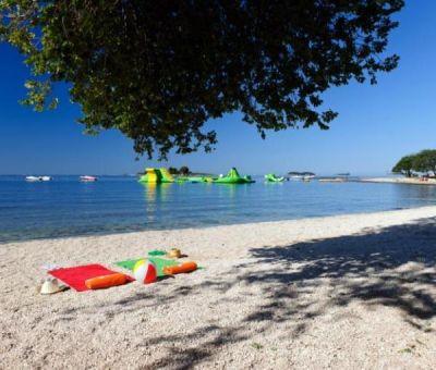 Mobilhomes huren in Rovinj, Istrie, Kroatie   mobilhomes voor 4 - 6 personen