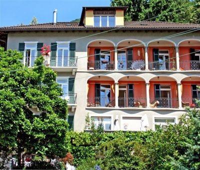 Vakantiewoningen huren in Locarno, Ticino, Zwitserland | appartement voor 2 personen