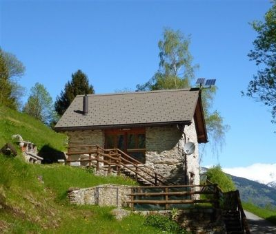Vakantiewoningen huren in Bleniotal Ludiano, Ticino, Zwitserland | vakantiehuis voor 4 personen