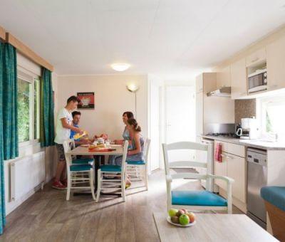 Vakantiehuis Domburg: Chalet type SCR 6-personen