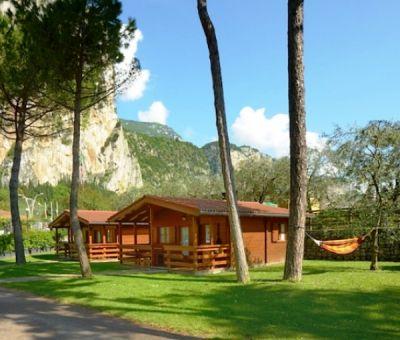 Bungalows huren in Arco, Gardameer, Trentino, Italie | vakantiehuisje voor 4 personen