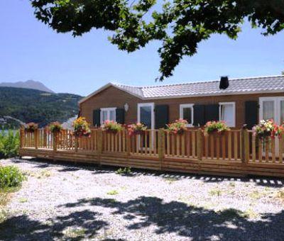 Mobilhomes huren in Chorges, Provence-Alpen-Côte d'Azur Hoge-Alpen, Frankrijk | vakantiehuisje voor 6 personen