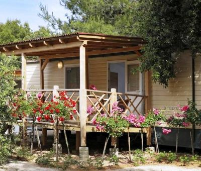 mobilhomes huren in Sibenik, Dalmatie - regio Sibenik, Kroatie | vakantiehuisje voor 4 personen