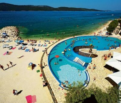 mobilhomes huren in Sibenik, Dalmatie - regio Sibenik, Kroatie   vakantiehuisje voor 4 personen