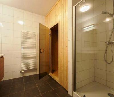 Vakantiehuis Domburg: Appartement Bordeaux Wellness 4-personen