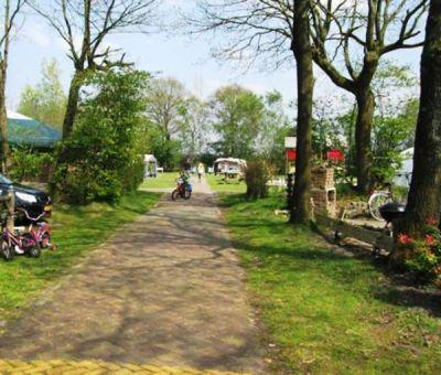 vakantiehuisjes huren in Wittelte, Diever, Drenthe, Nederland | stacaravan voor 4 - 6 personen
