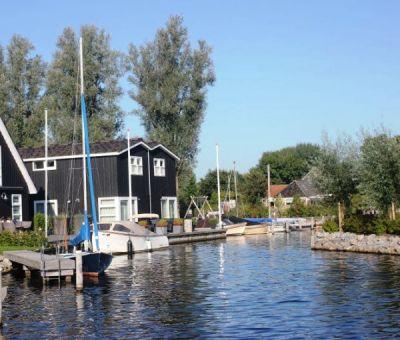 Vakantiewoningen huren in Terherne, Friesland, Nederland | Bungalow voor 8 personen