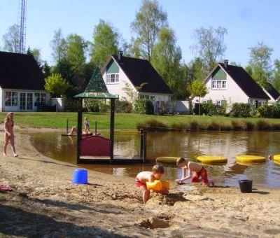 Vakantiepark Hellendoorn: Bungalow type DL1 6-personen