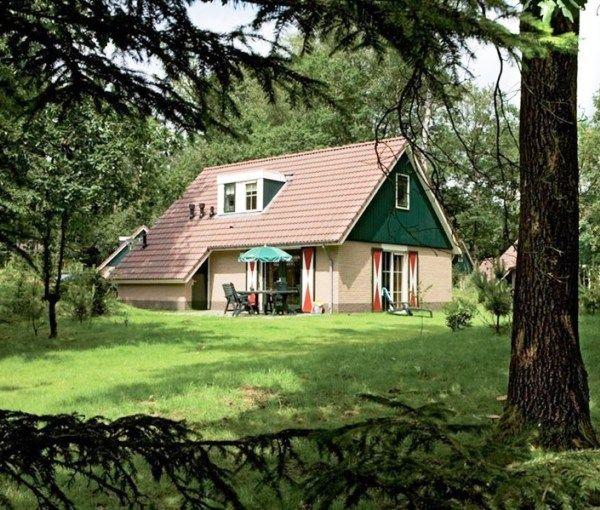 8 persoons vakantiewoning nederland