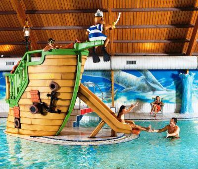 Vakantiehuis Eerbeek: Bungalow type 8L Luxe 8-personen