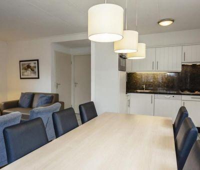 Vakantiehuis Burgh-Haamstede: Villa met whirlpool type 6D1 6-personen