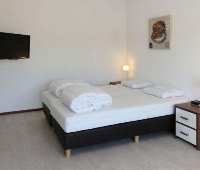 Vakantiehuis Arnemuiden, Veere: Luxe villa type Watervilla Pontille 6-personen