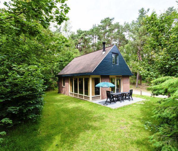 Vakantiewoningen huren in Hoenderloo, Veluwe, Gelderland, Nederland   Bungalow voor 8 personen