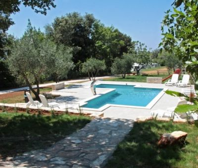 Vakantiewoningen huren in Banjole, Pula, Istrie, Kroatie | Vakantiehuisje voor 2 - 5 personen
