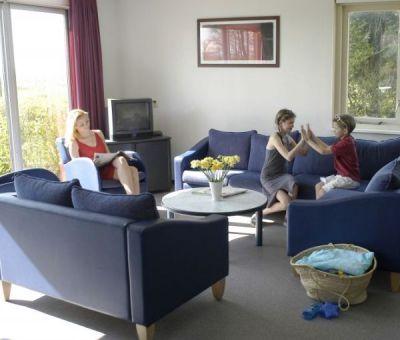 Vakantiehuis Renesse: bungalow type kc 10-personen