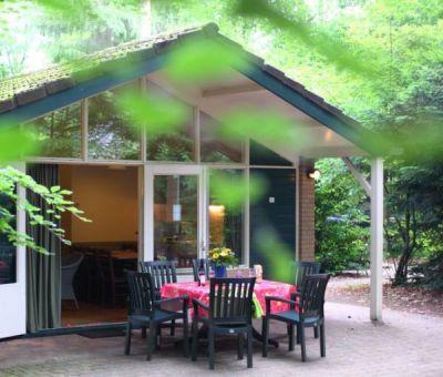 Vakantiehuis Wissel/Epe: Bungalow type S6A 6-personen