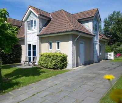 Vakantiehuis Kamperland: villa met sauna type H8 8-personen