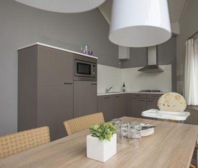 Vakantiehuis Domburg: Bungalow type Comfort 6A 6-personen
