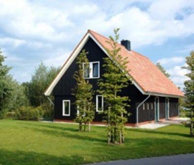 Vakantiehuis Nooitgedacht: Boerderij type 8L Luxe 8-personen