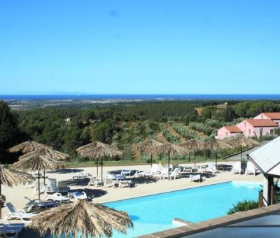 Vakantiewoningen huren in Riparbella, Toscane, Italie   appartement voor 6 personen