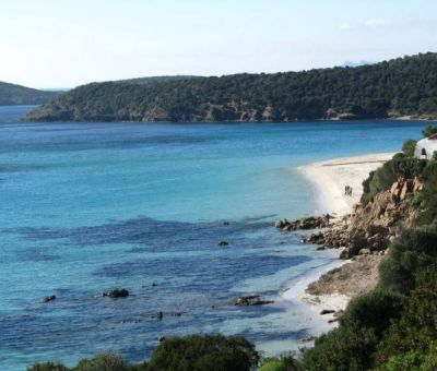 Vakantiewoningen huren in Teulada, Sardinië, Italie   appartement voor 4 personen