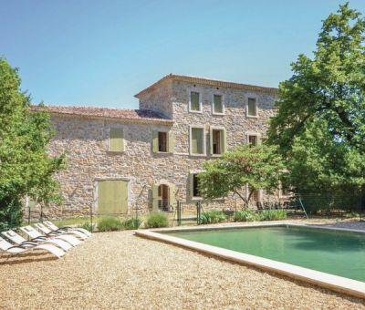 Vakantiewoningen huren in Anduze, Ales, Languedoc Roussillon Gard, Frankrijk | vakantiehuis voor 11 personen