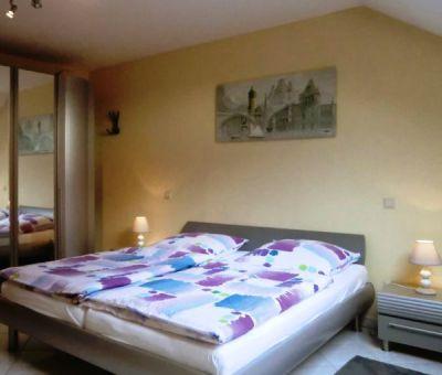 Vakantiehuis Remich: Appartement type 4-personen
