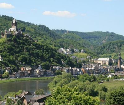 Vakantiewoningen huren in Cochem, Moezel, Duitsland | appartement voor 4 personen