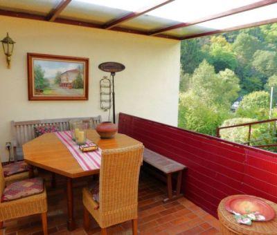 Vakantiewoningen huren in Enkirch, Traben-Trarbach, Moezel, Duitsland | appartement voor 2 personen