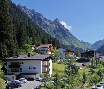 Vakantiewoningen huren in Gargellen Montafon, Vorarlberg, Oostenrijk   appartement voor 5 personen