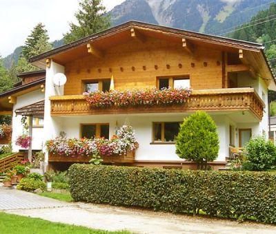 Vakantiewoningen huren in Gaschurn Montafon, Vorarlberg, Oostenrijk   apprtement voor 4 personen