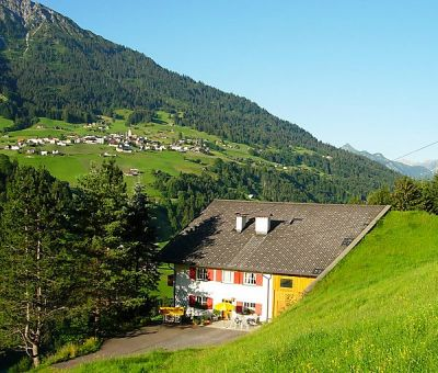 Vakantiewoningen huren in Grosses Walsertal, Vorarlberg, Oostenrijk | appartement voor 4 personen