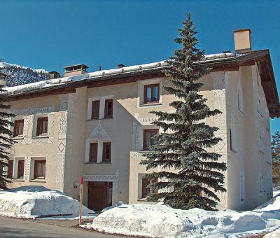 Vakantiewoningen huren in La Punt Chamues, Engadin, Oost Zwitserland | appartement voor 8 personen