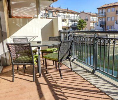 Vakantiewoningen huren in Le Bouveret, Meer van Genève, Zwitserland | appartement voor 4 personen