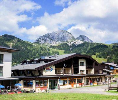 Vakantiewoningen huren in Nassfeld, Karinthië, Oostenrijk | appartement voor 4 personen