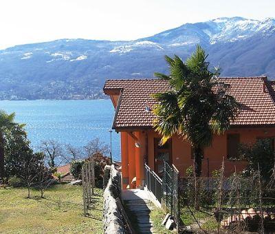 Vakantiewoningen huren in Verbania, Lago Maggiore, Italië   vakantiehuis voor 4 personen