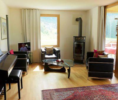 Vakantiewoningen huren in Pontresina, Engadin, Oost Zwitserland   appartement voor 4 personen