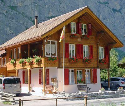 Vakantiewoningen huren in Lauterbrunnen, Berner Oberland, Zwitserland | appartement voor 2 personen